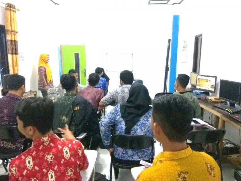 Pengembangan Diri Teknik Informatika 03