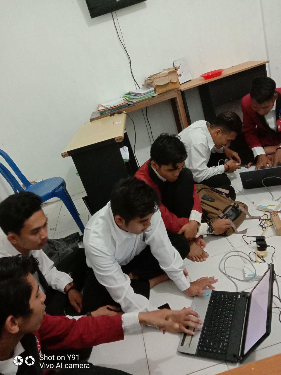 Kompetensi MikroTIK di Program 1 Tahun