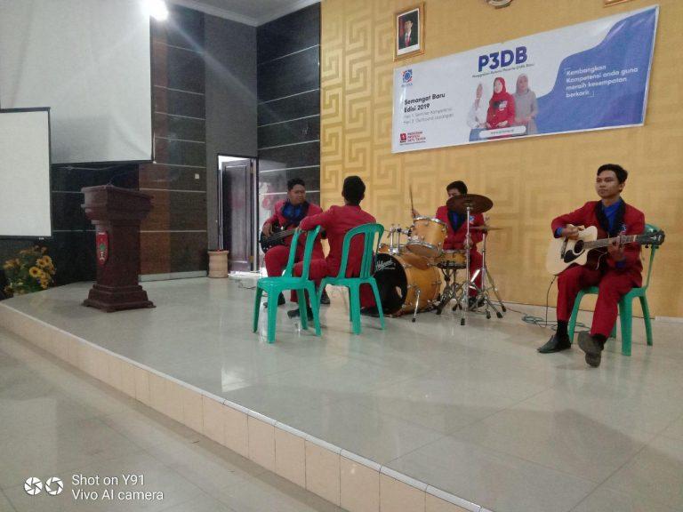 P3DB 2019 Seminar Hari Pertama