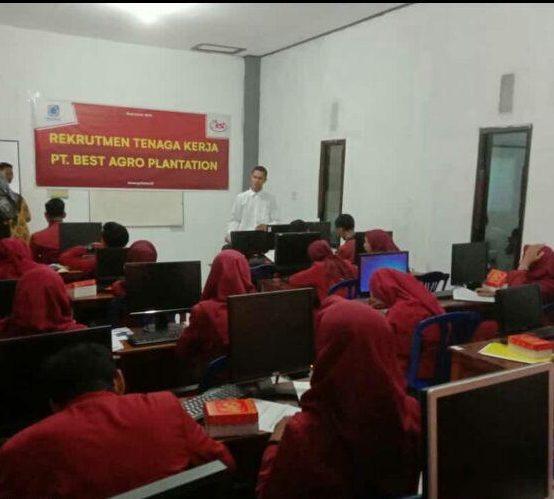 PT Best Agro Plantation Gandeng LPK Prisma Pangkalan Bun dalam Rekrutmen Tenaga Kerja