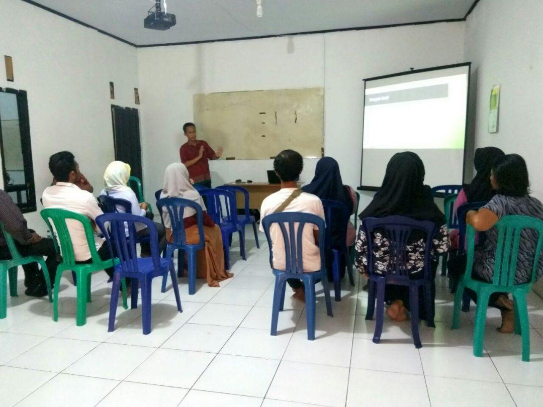 Pertemuan Orang Tua dengan Pengajar