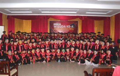 Wisuda LPK Prisma Angkatan ke-4 Tahun Akademik 2018-2019 Berlangsung Meriah