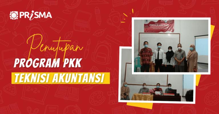 Penutupan Program PKK LPK Prisma Sarat Pesan