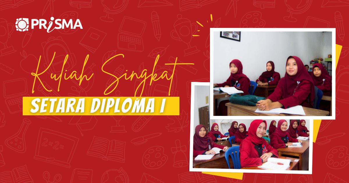program diploma setara D1 - LPK Prisma Pangkalan Bun
